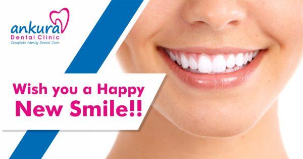 Dental New Year Resolutions