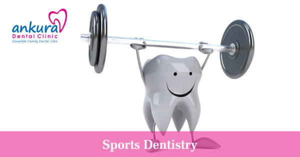 Sports dentistry is the prevention and treatment of Dental injuries and related Oral Diseases